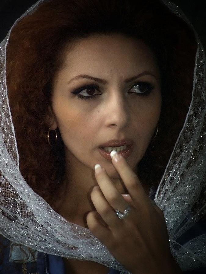 Alíz Bradács (Margitta-Maghita) - Frumuseţe armenească_Örmény szépség