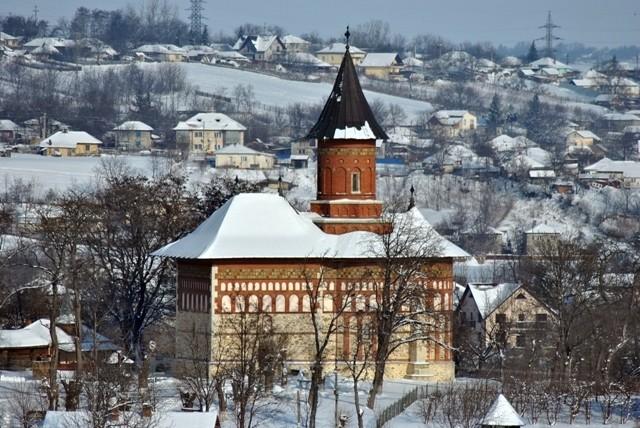 Petrescu Marius - Dorohoi-i templom