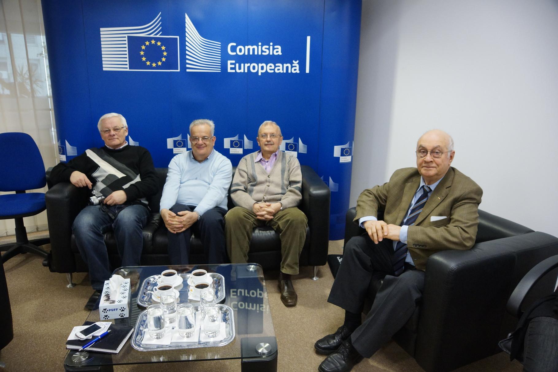 Reprezentanţa Comisiei Europene în România - Bucureşti