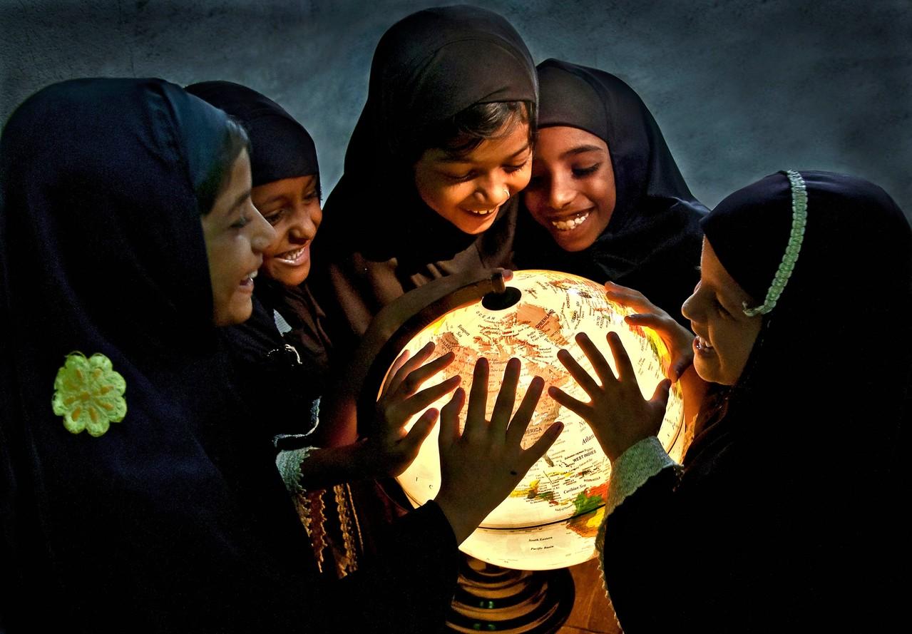 Premfoto 2012 - Pranab Pasak (India) - Wonder Word - Lume minunată