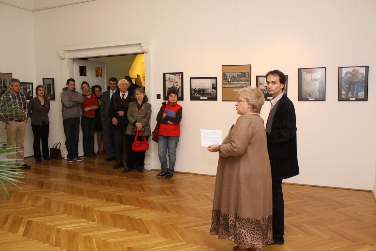 Vernisaj ICR Budapesta 16.03.2012 -  Opening the Romanian Cultural Institute in Budapest 16.03.2012  - Megnyitó a Budapesti Román Kultúrális Intézet ben (2012.03.16)