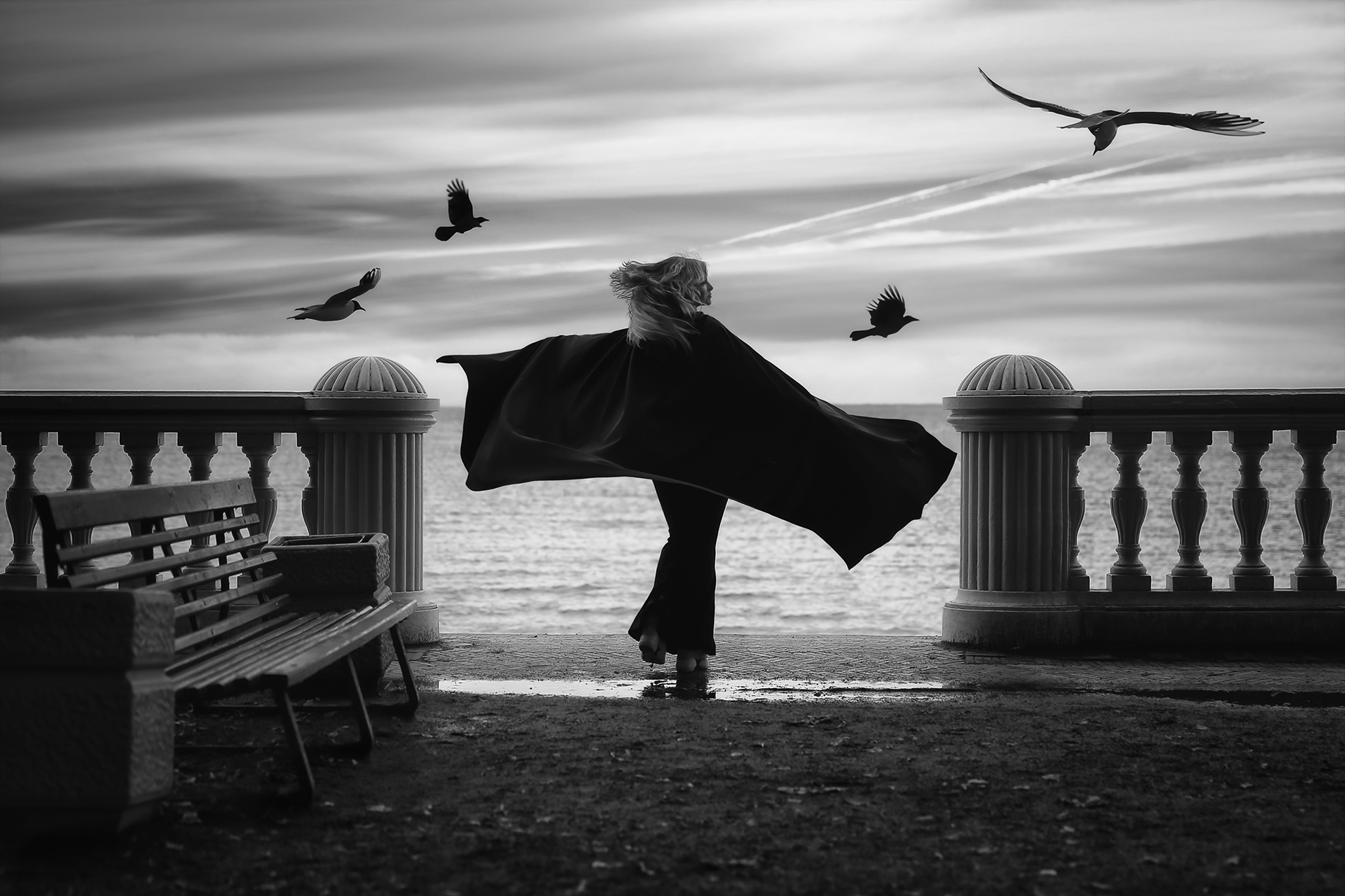 Alla Sokolova (Russia) - Fly away