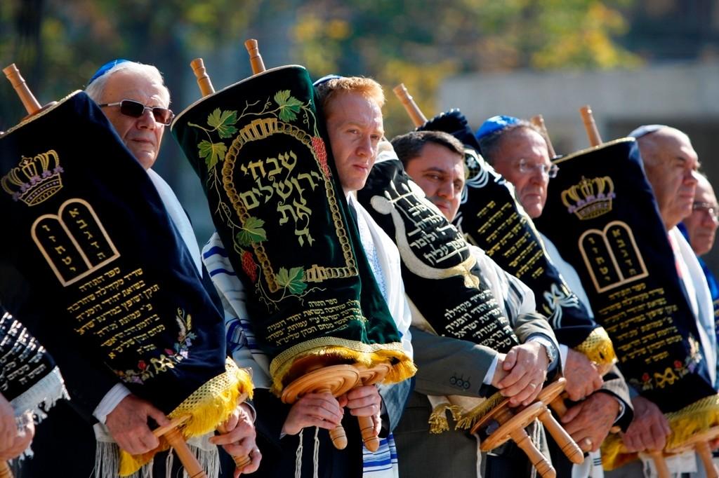 Mentiune AAFR - Bogdan Cristel (Bucuresti) - Ceremonialul Rabinila