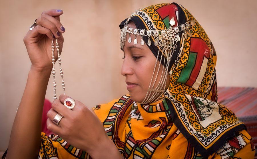 Salima Al harthy  (Oman) - Women from Venezuela