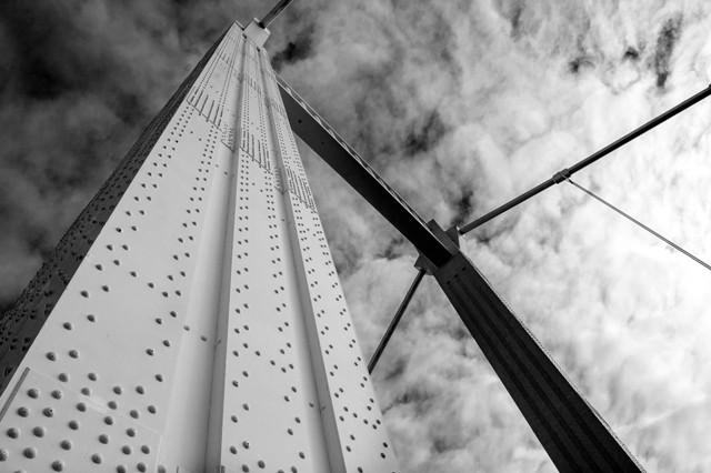 Talpoş Gheorghe-Andrei (RO) - A híd vonalai
