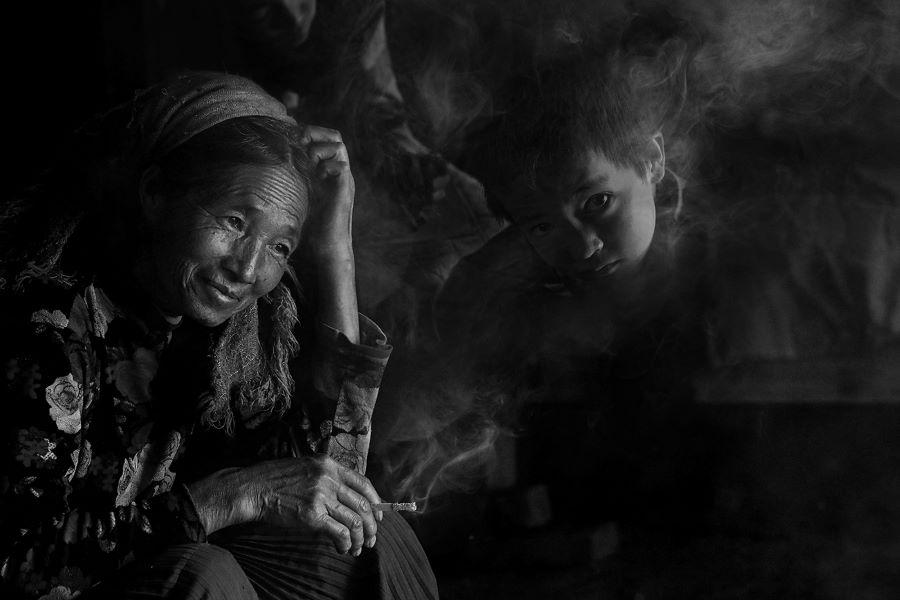Liu Qingyu (Chia)-Missing of Grandma