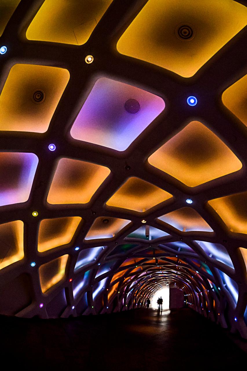B-Silver CPSz -Pop Ovi D.  (RO)-Color Tunnel/ Tunel colorat