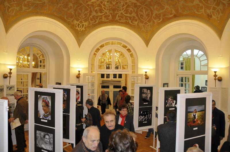 Vernisaj la Centrul Cultural al Ungariei Bucureşti 22.10.2012 - Opening the Hungarian Cultural Centre Bucharest 20.01.2012 - Megnyitó a Bukaresti Magyar Kultúrális Intézetben 2012.01.20.