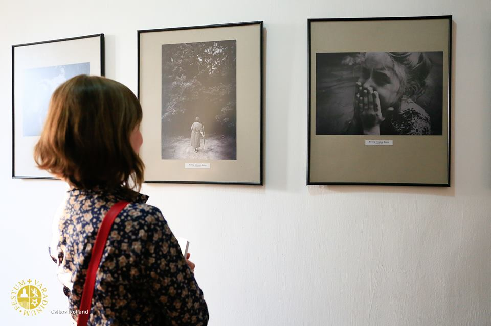 Vernisajul expoziției personale Borbely Johanna-Eszter, Viena (A)