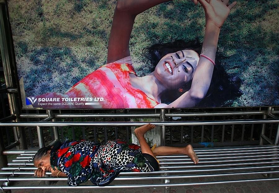 Placheta-Rana Mahfuzul Hasan EsFIAP (Bangladesh) - Relax/ Relaxare