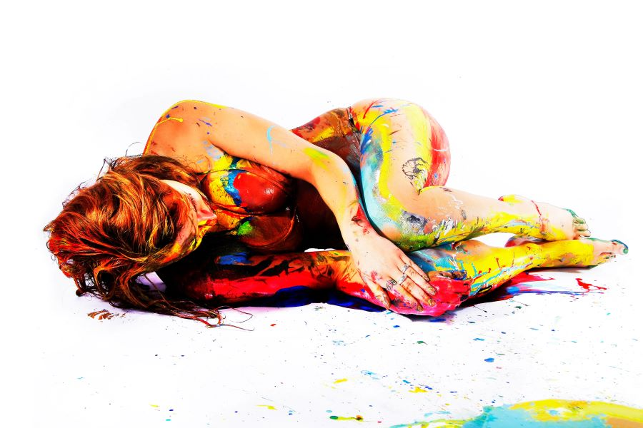 Bilka Viktoria (SK) - Body paint