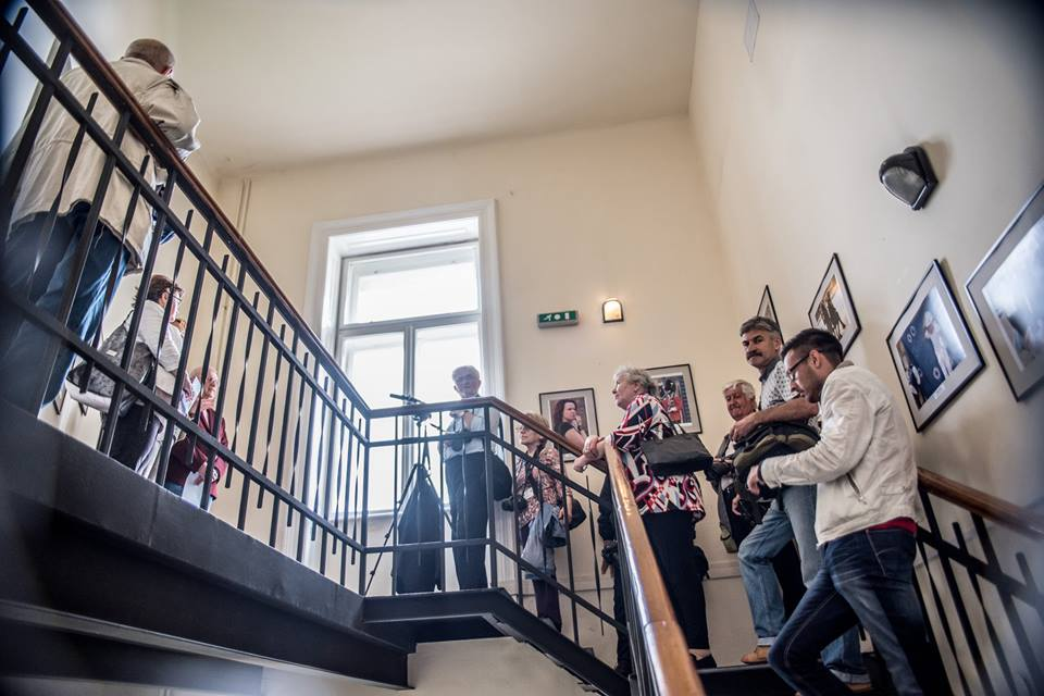 Toma Andrei Kisinyov-i (MD) fotóművész egyéni kiállítása