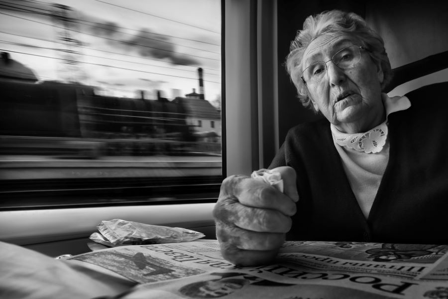 Alla Sokolova (RUSS) - Conversation
