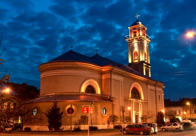 Muntean Cosmina Daniela Vlasta (RO) - A templom fényei
