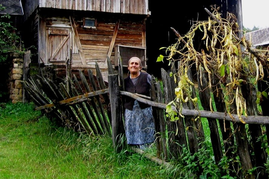 Kalló Márta (RO) - In the countryside