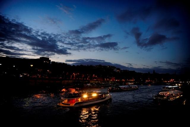 Tordai Ede EFIAP (RO) - Apus parizian_Párizsi naplemente