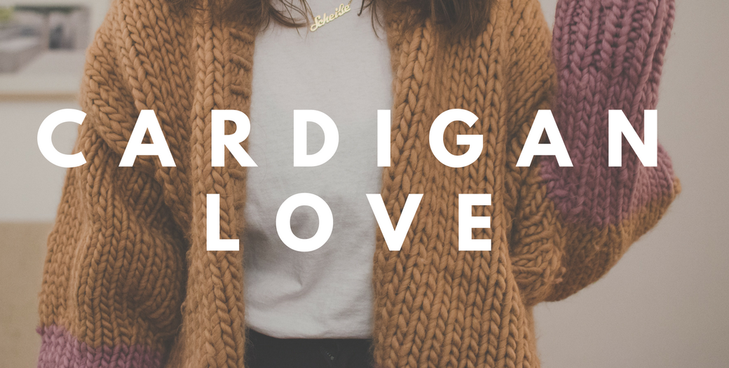 319666448 Free knitting pattern  Make your own chunky cardigan - felicity DIY-Blog