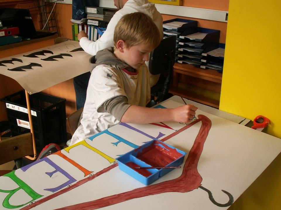 Les ateliers peinture