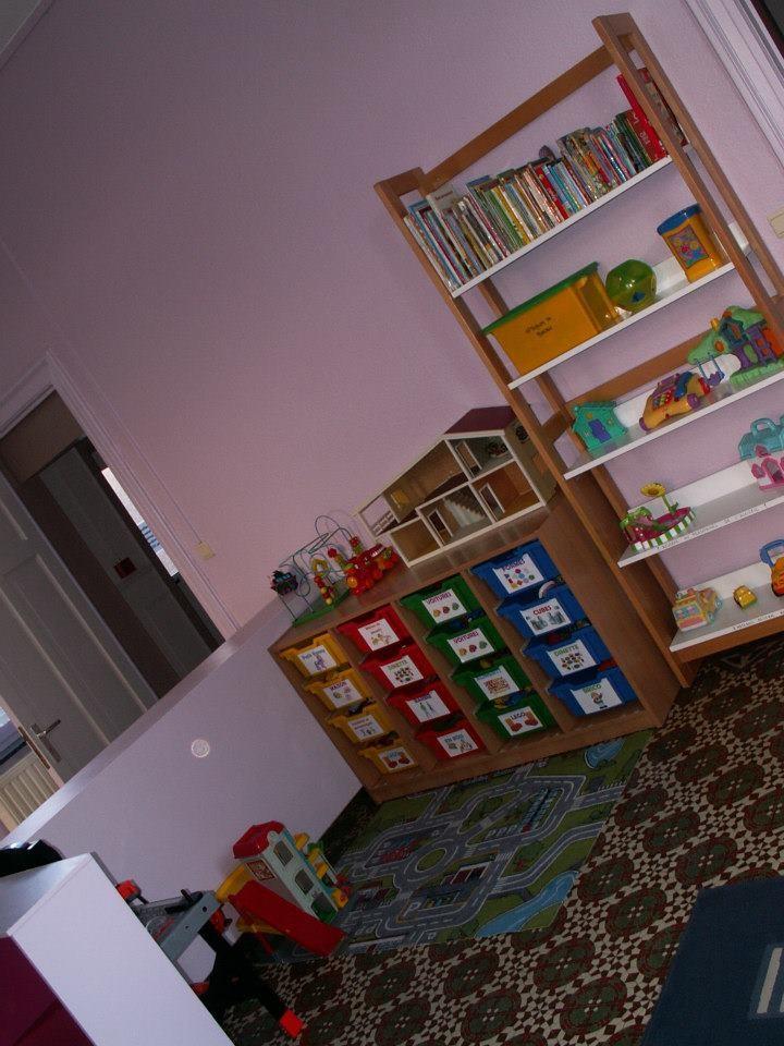 La maison des jouets