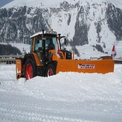 Hydrac Snow plow