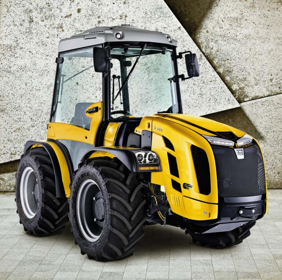 Pasquali Tractor Mower