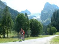 Über die Grosse Scheidegg mit dem E-Bike