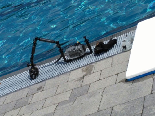 TeenEvent Unterwassershooting Meerjungfrau