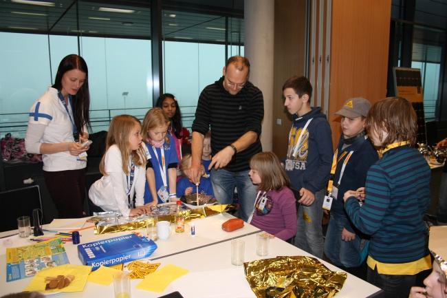 MIRKO: Bei den Wirtschaftsjunioren nehmen die Teilnehmer an spannenden Wissens-Events teil
