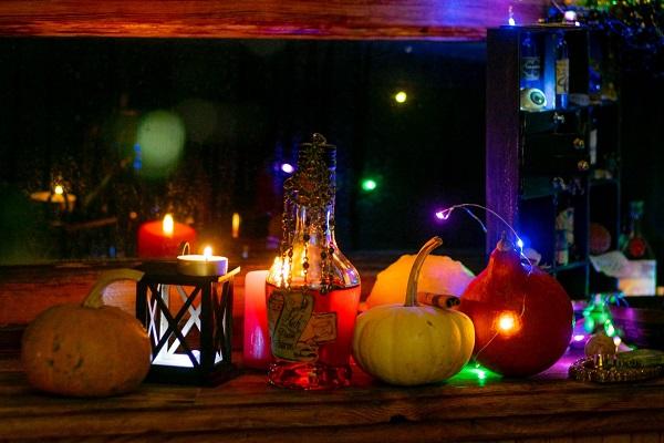 Die perfekte Halloween Party