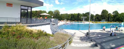 Nordbad Erfurt - TeenEvent - Meerjungfrauenschwimmen