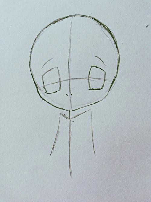 Zeichnen Anleitung Schritt 4