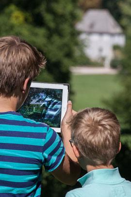 GPS Schatzsuche für Teenager Geschenk besonderer Anlass erlebnisgeschenk kinder geschenkideen mädchen fotoshooting teenager schminken lernen
