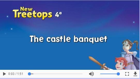 """Audio 34 """"The castel banquet"""""""
