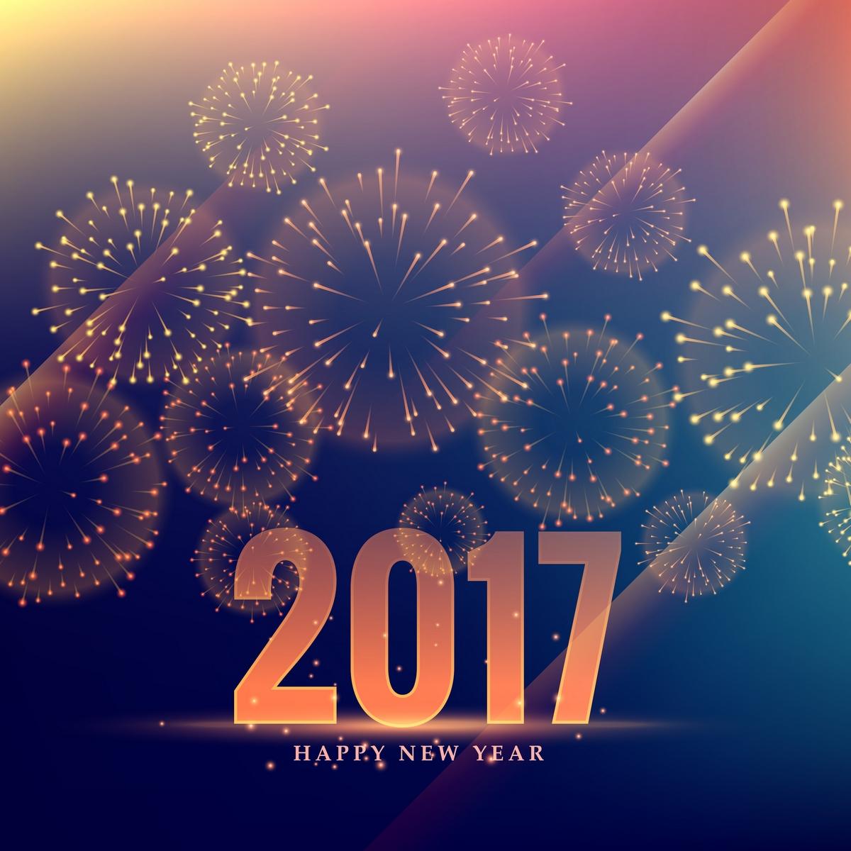 Feliz Año Nuevo 2017 ¡¡ - Soluciones en Excel - Desarrollo de Software en  Excel