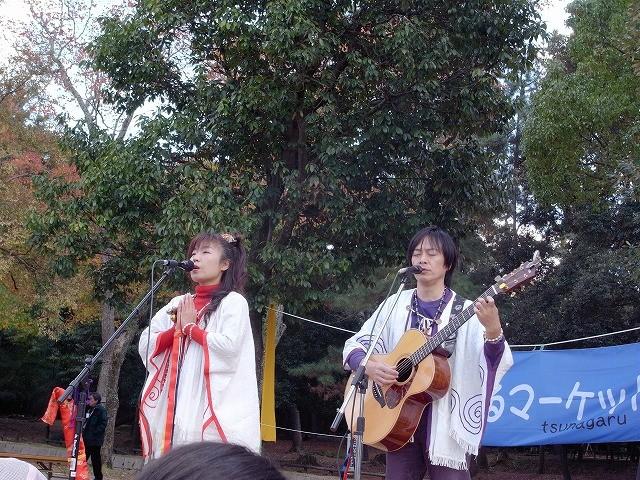 つながるマーケット 奈良公園
