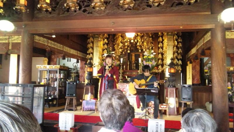 東日本大震災義援金チャリティコンサート