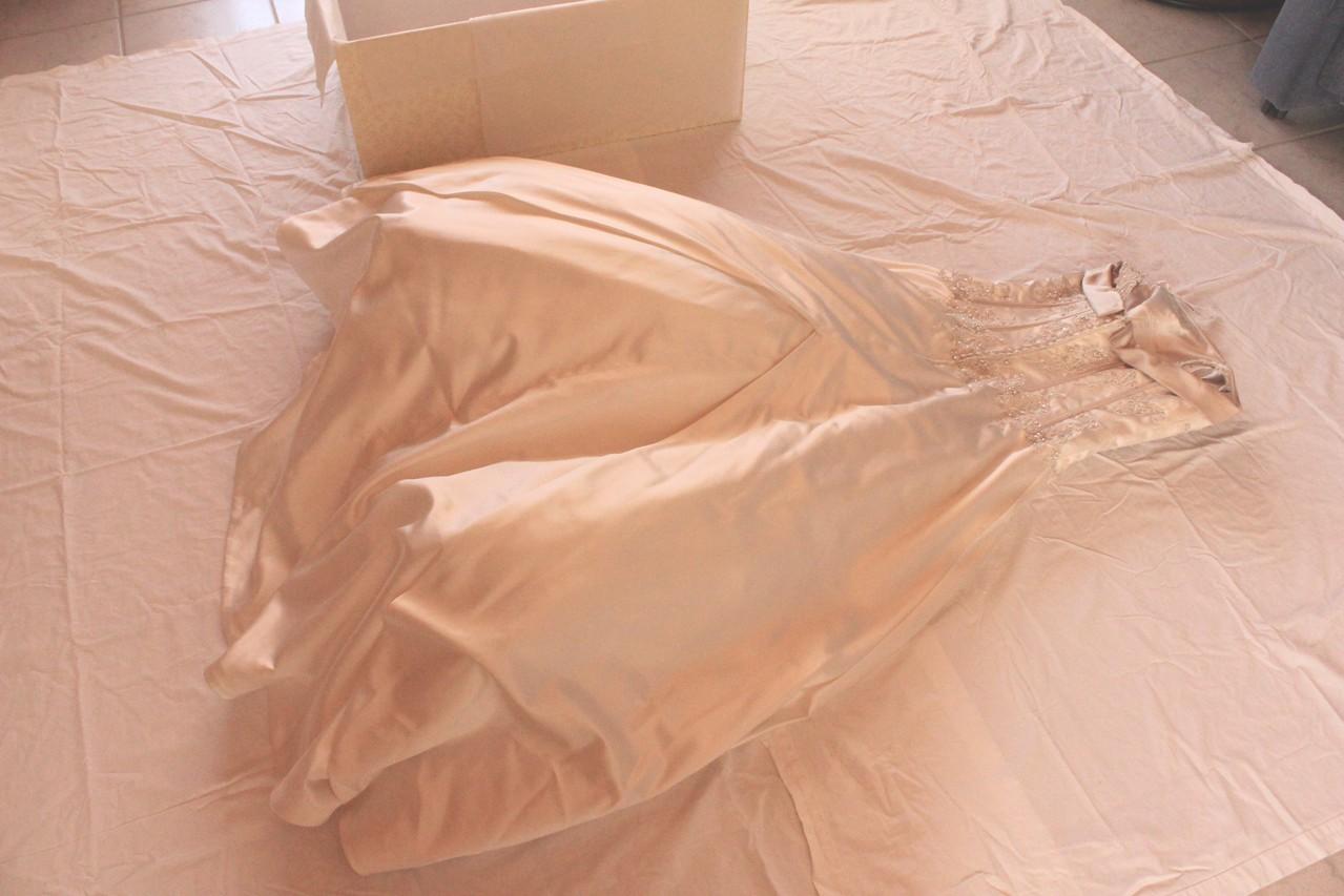 Brautkleidbox - Schritt I - Jetzt geht es los..