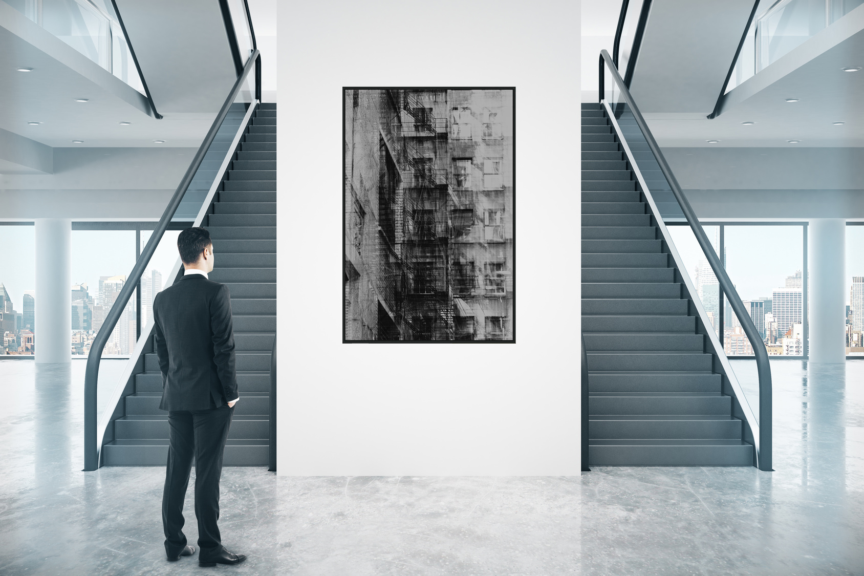 Aufhänge Beispiel / Hanging Example
