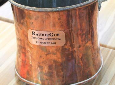 Der RAIDORGOB entstand aus einer Bierwette