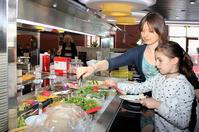 Familienfreundliches Restaurant in Weil am Rhein
