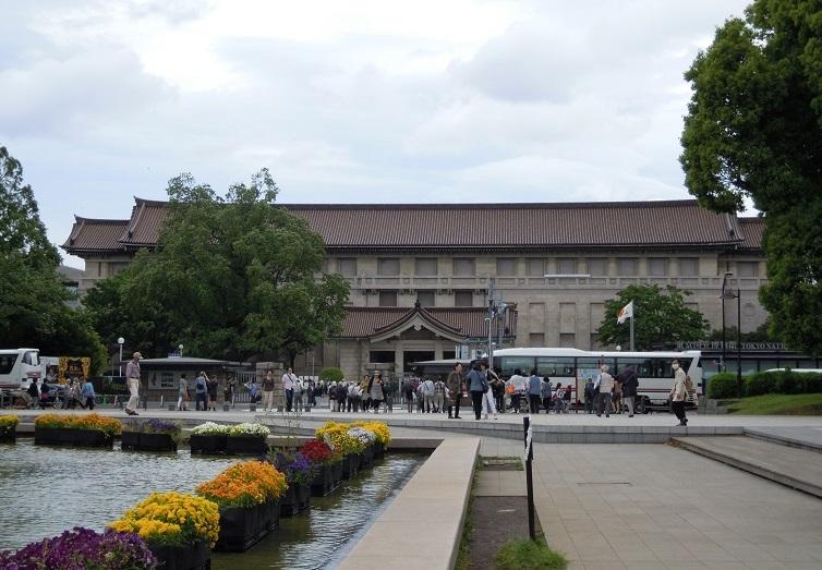 東京 国立 博物館