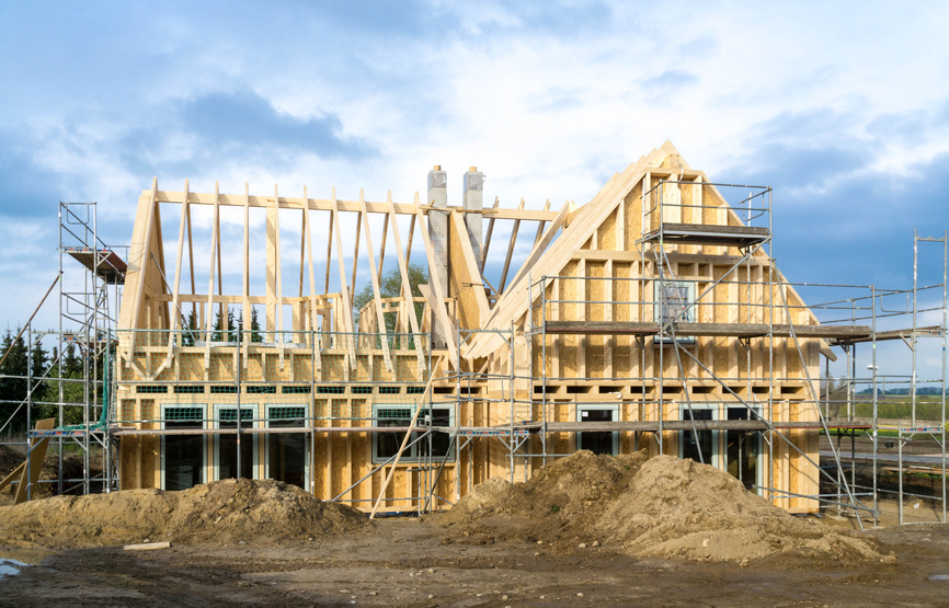 Holzbau - Fertighaus - Holzrahmenbau - Zimmerer und ...