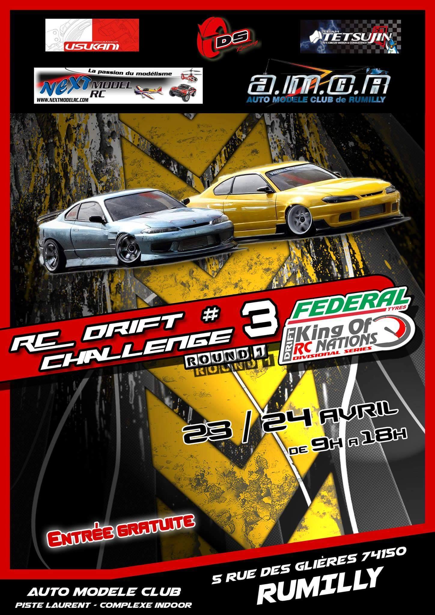 RC Drift Challenge