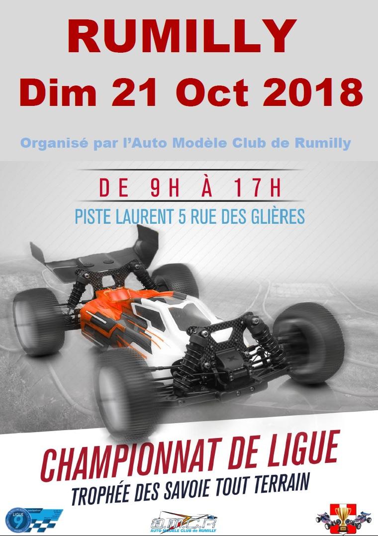 Ligue TDS Oct 2018