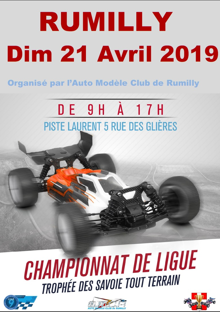 Course TT Ligue Amicale 21 avril 2019