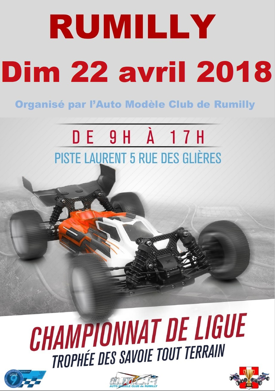 Ligue TDS Avril 2018