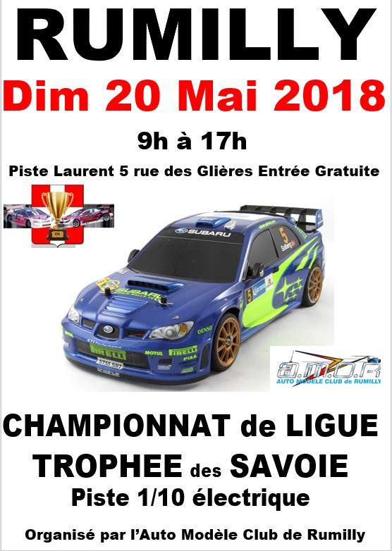Ligue Amicale 20 mai 2018