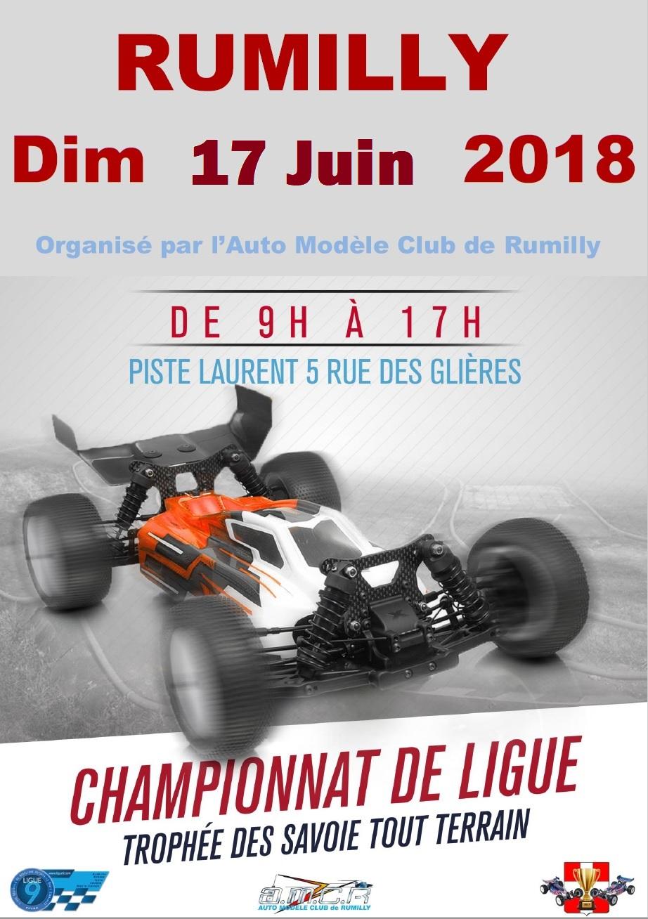 Ligue TDS Juin 2018