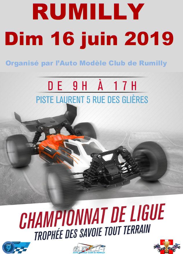 Ligue Amicale 16 juin 2019
