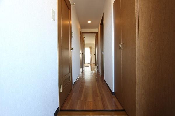 305号室玄関